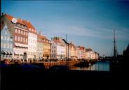 Nyhavn, с Nyhavns bro в сторону Амо