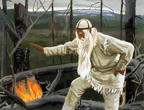Мифы Северной Европы. Вяйнямейнен