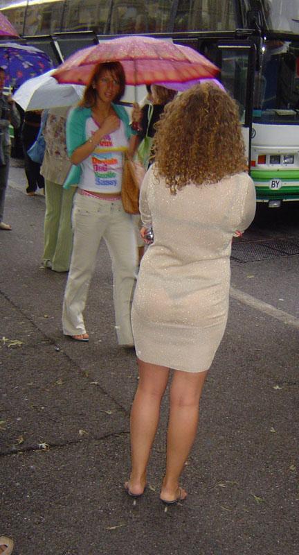 Платье просвечивает трусы сообщение