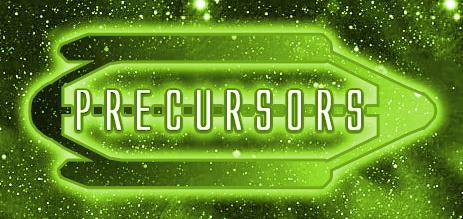 PRECURSORS (Logo/Ship); 463x219; 205.63K