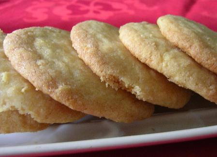 рецепты песочного рассыпчатого печенья с фото