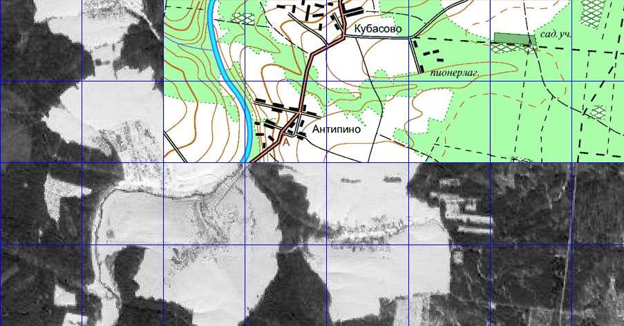 Индексная Карта Oziexplorer