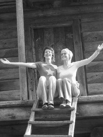 Деревенские девчата гостеприимны и без одежды  275767