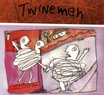 Twinemen (album cover)
