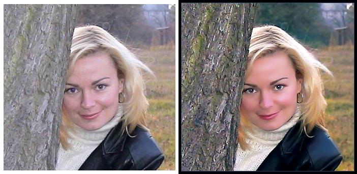 Как сделать фото из плохого в хорошее качество