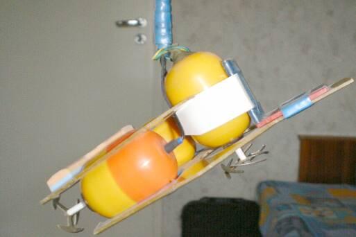 Как сделать подводную лодку своими руками игрушку