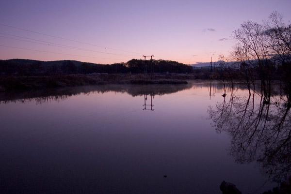 Рассвет в Пугачёво