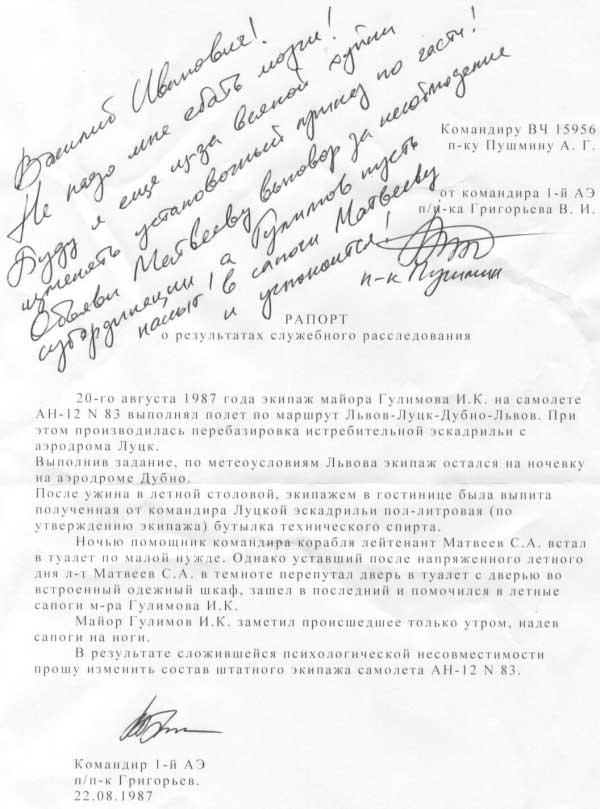резолюция на каких документах