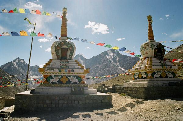 флаг тибета