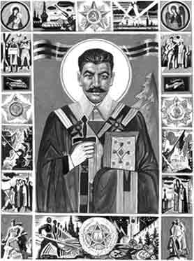 Image result for stalin against religion