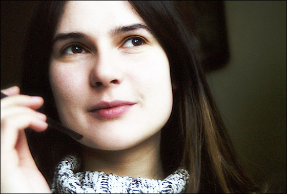 Аня Логвинова