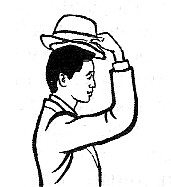 Почему при встрече мужчины снимают шапку