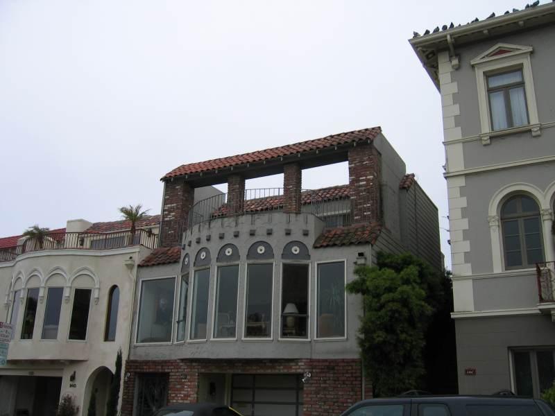 Пасмурный Сан-Франциско by Magon