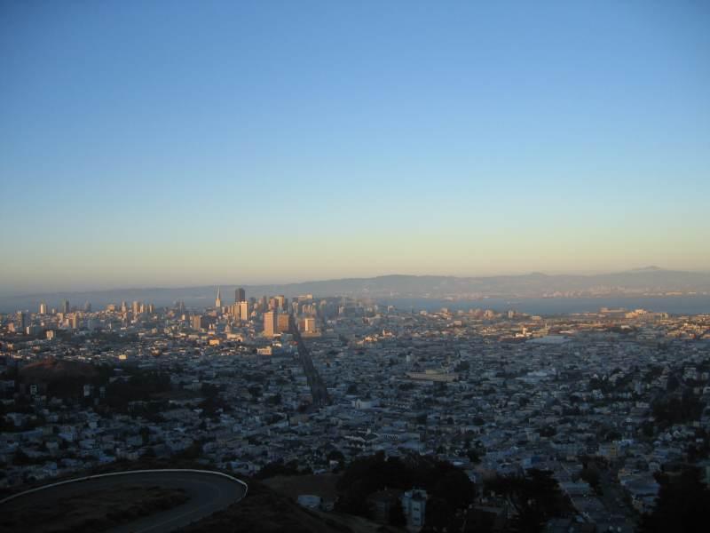 Виды Сан-Франциско by Magon