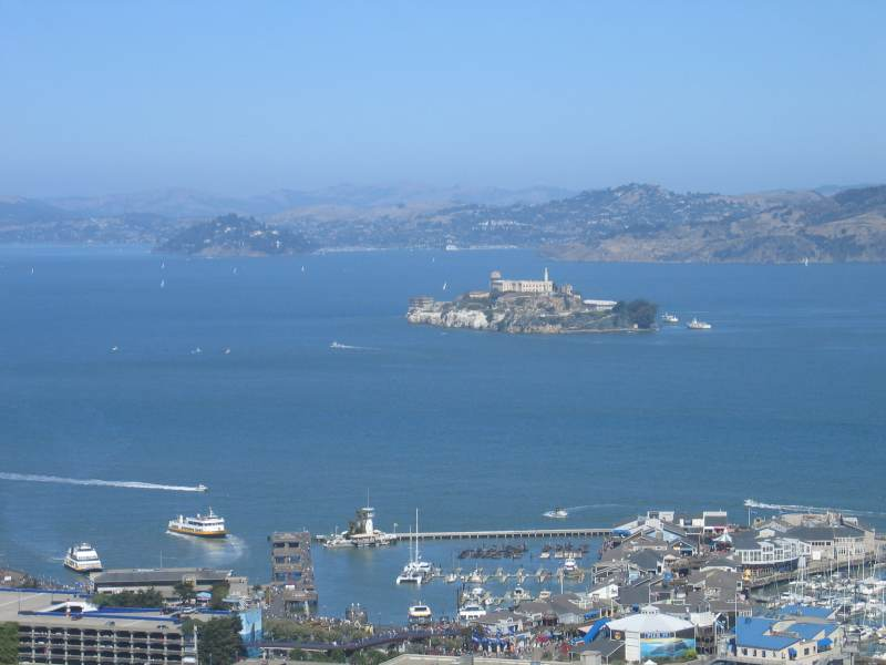 Виды Сан-Франциско