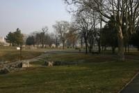 Парк в крепости Калемегдан