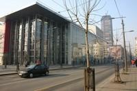 Здание нового драматического театра