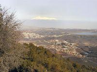 А из нашего окошка видно Сирии немножко :)
