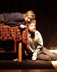 תיאטרון מיקרו - הצגה שונאים. סיפור אהבה