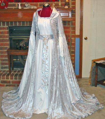 Галадриэль платье
