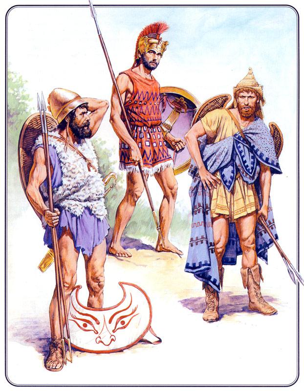 Картинки людей древней греции 4