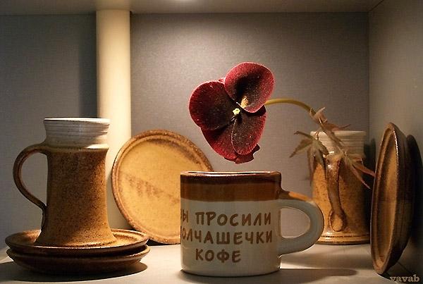 Вечерний кофе открытки 222