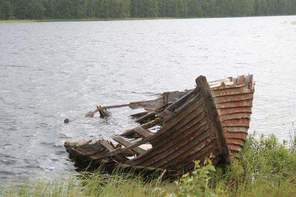 если приснилось что я упала с лодки