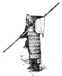 Оружие и доспехи северных народов