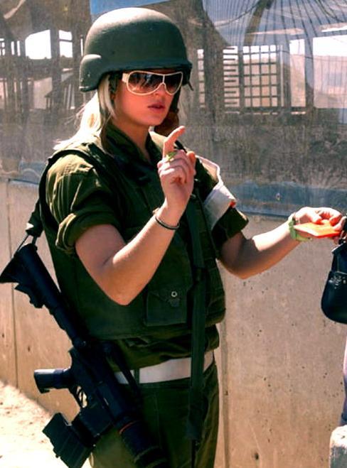 Военная полиция израильской армии