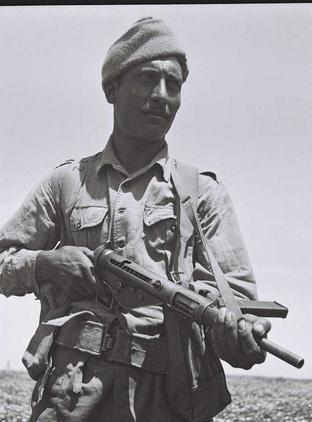 Война за независимость 1947 1949гг боец