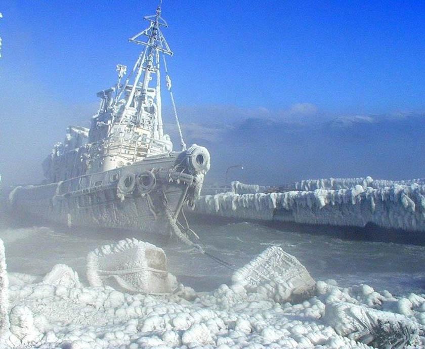 Краснодар зимой фото 1