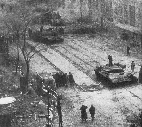 События в Венгрии 1956 года. взгляд 2