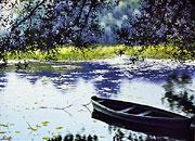 лин чи пустая лодка