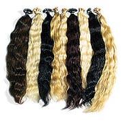Нарастить кудрявые волосы на кудрявые волосы