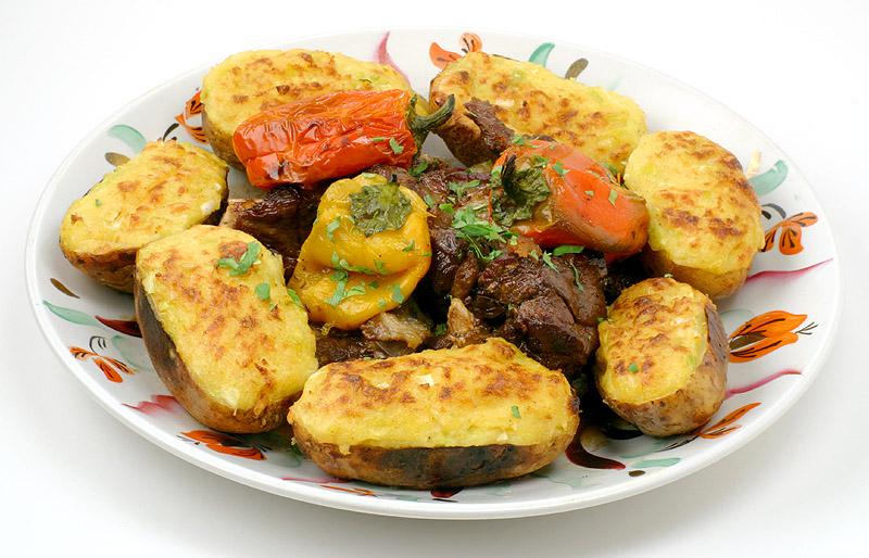 рецепт узбекские пирожки с мясом