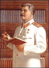Сталин, читающий НАЭ