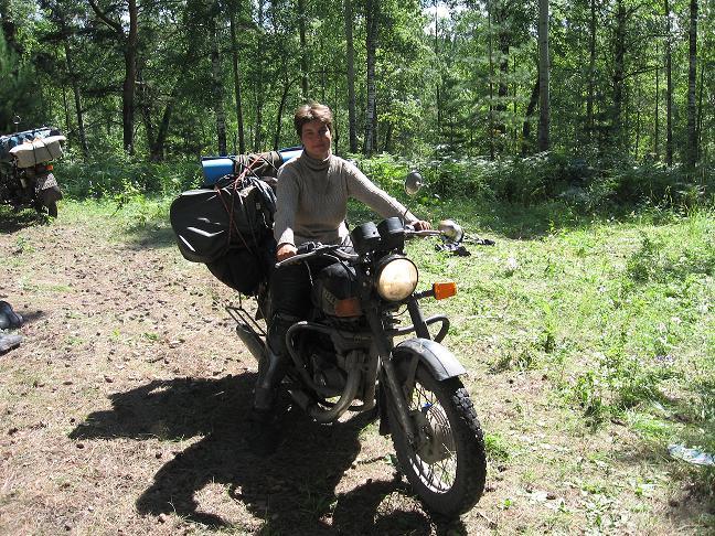 какой выбрать мотоцикл для поездок на рыбалку
