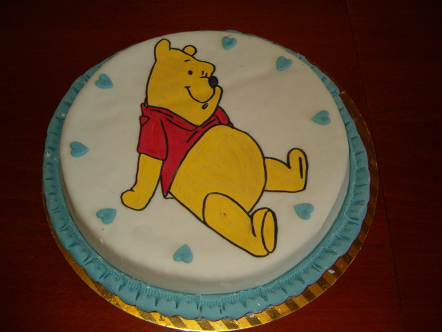 рисунки на тортах фото