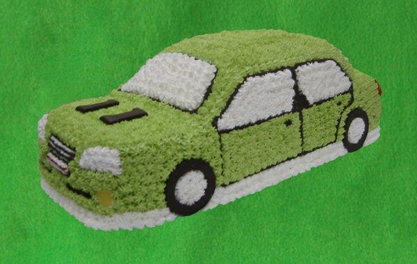 Торты в виде машины фото
