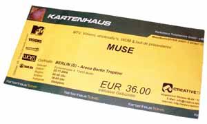 [39,15 Кб] Билет на Muse