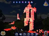 Экран города при строительстве