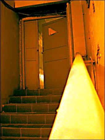 Дверь в паутину