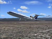 The new Aeroflot