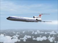 The old Aeroflot