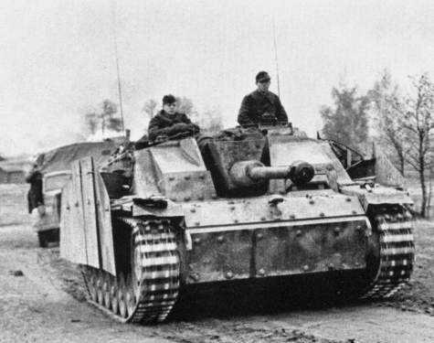 Танки второй мировой германские танки