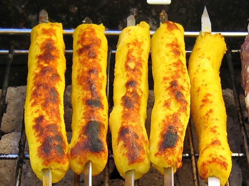Люля из картошки в духовке рецепт