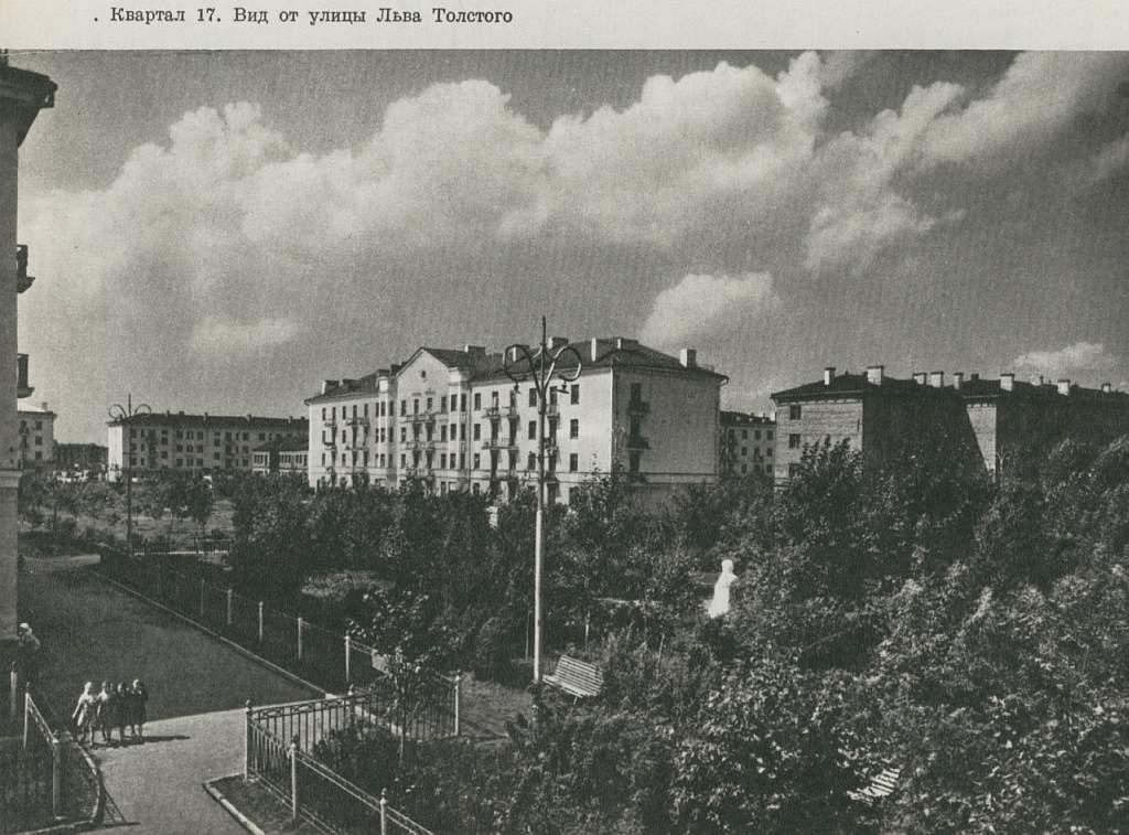 Взяты из книги советская архитектура