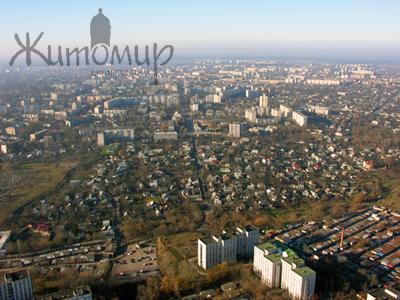 Житомир. 1 мая