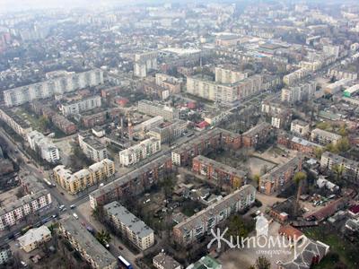 Житомир. Киевская