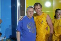 Юрий Кот и Владимир Жириновский